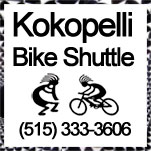 Kokopelli Bike Shuttle